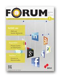BDVI FORUM 1/2012