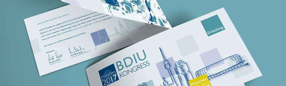 BDIU Kongress 2017 | Einladung