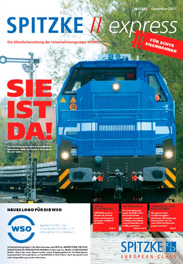 Kunden | SPITZKE express 4/2015