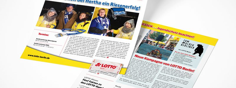 LOTTO Berlin News Dez 2017